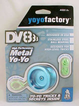 Yoyo Metal DV888 Rouge