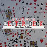 Letter Deck