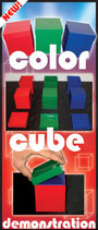 Color Cube Demonstration