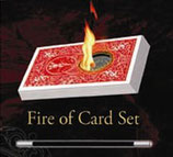 Fire of Card Set