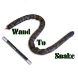 Wand to Snake