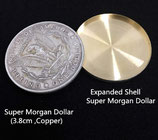 Coquille Morgan $ Replica + 1$ Morgan