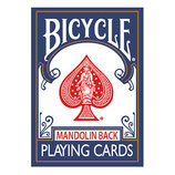 Bicycle Mandolin Back 809