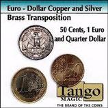 Copper Silver 1.50 €