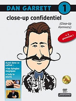 Dan Garrett - Closu-Up Confidentiel