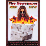 Fire Newspaper Tora