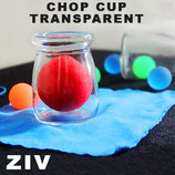 Chop Cup Transparent