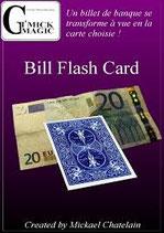 Bill Flash Card