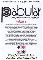 Pabular Vol.1