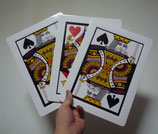 Three Card Monte Jumbo
