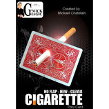 Cigarette Trough Card