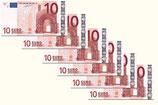 6 Billets