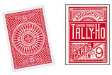 Tally-Ho Fan Back