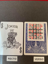 Joker/Dos Marqué Bleu - Bicycle