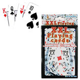 XXL Playing Cards - 14x9.5 cm