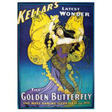 Kellar's Golden Butterfly