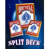 Split Deck Bicycle