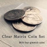 Clear Matrix Coin Set