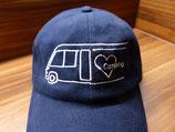 Leni & Toni Camping-Cap ♥ für den oder die Fahrer/in eines integrierten Wohnmobils