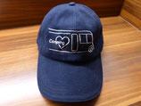 Leni & Toni Camping-Cap ♥ für den oder die Beifahrer/in eines integrierten Wohnmobils