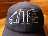Leni & Toni Camping-Cap | PERSONALISIERT | für den oder die Fahrer/in eines teilintegrierten Wohnmobils ♥