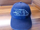 Leni & Toni Camping-Cap | PERSONALISIERT | für den oder die Beifahrer/in eines Kastenwagens