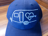 Leni & Toni Camping-Cap ♥ für den oder die Fahrer/in eines Wohnwagen-Gespanns