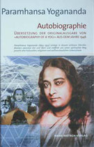 Autobiografie Paramhansa Yogananda