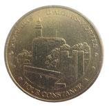 Médaille MDP Remparts d'Aigues-Mortes Tour Constance 2007