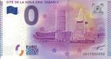 Billet touristique 0€ Cité de la voile Eric Tabarly 2015