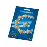 Assortiment de capsules numismatiques