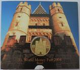 Brillant universel  Allemagne Worl Money Fair 2004