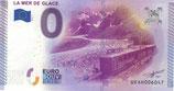 Billet touristique 0€ La mer de glace 2015