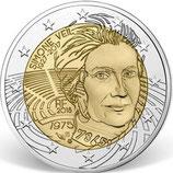 2 euros Simone Veil 2018
