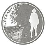 10 euros argent l'Etranger 2011