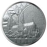 Médaille reconstruction NOTRE-DAME DE PARIS 2019