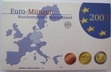 Coffret belle épreuve Allemagne Atelier A 2003