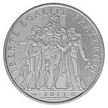 10 euros argent Hercule 2013