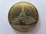 Médaille MDP Paris. Bateaux parisiens. Face cerclée 2009