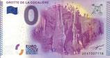 Billet touristique 0€ Grotte de la Cocalière 2015