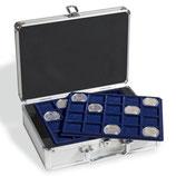 Valisette CARGO S6 pour 112 monnaies jusqu'à 48 mm