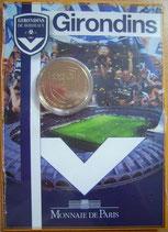 1,50 euro Girondins de Bordeaux 2010