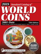 World Coins XXIème Siècle 13th édition 2019