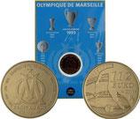 1,50 euro Olympique de Marseille 2011