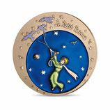Médaille Petit prince et les oiseaux en couleur 2016