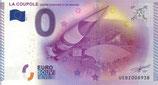 Billet touristique 0€ La coupole 2015
