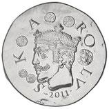 10 euros argent Charles II dit le Chauve 2011