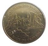 Médaille MDP Les Baux de Provence Château des Baux 2007
