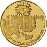 50 euros Versailles 2011 en or 1/4 oz