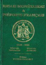 Essais monétaires et Piéforts français